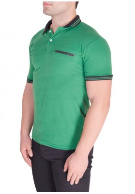 Syann Mans T-Shirt - Green