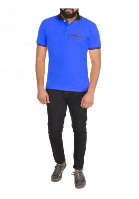 Syann Mans T-Shirt - Blue