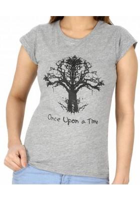 Syann Girls T-Shirt - Gray