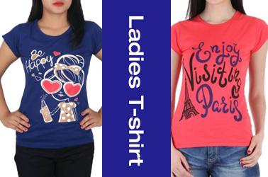 Syann Ladies T-Shirt