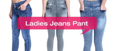 Saynn Ladies Jeans Paint
