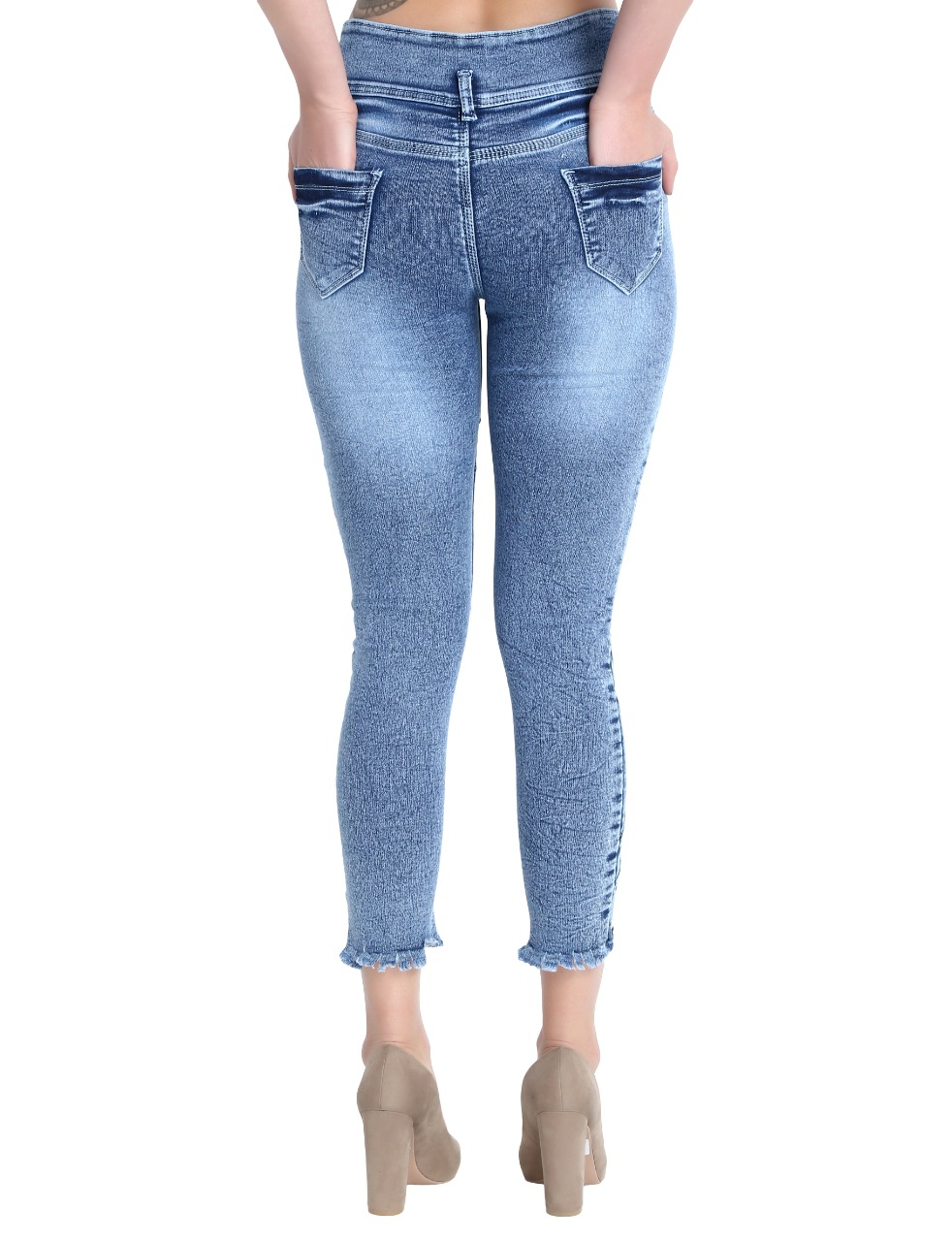 Syann ladies jeans3