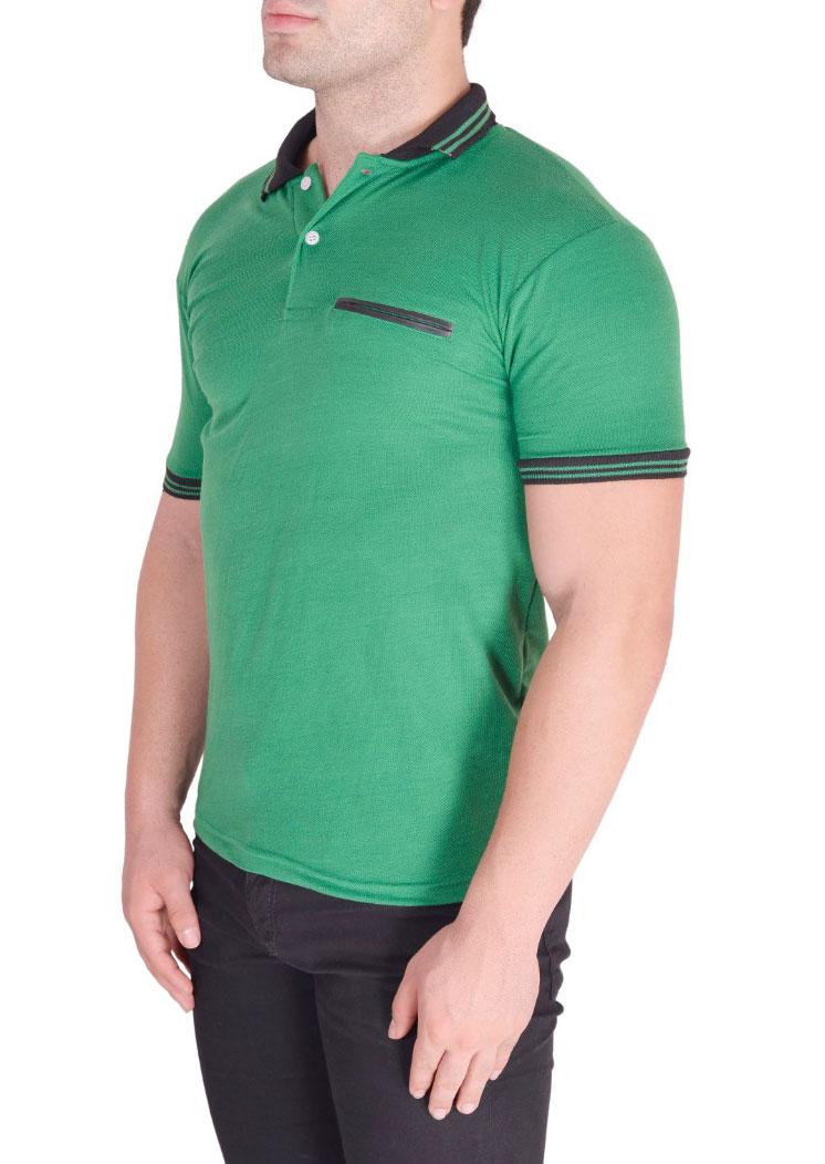 Syann Mans T-Shirt - Green